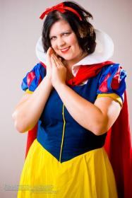Snow White from Snow White and the Seven Dwarfs by Kira Rhian