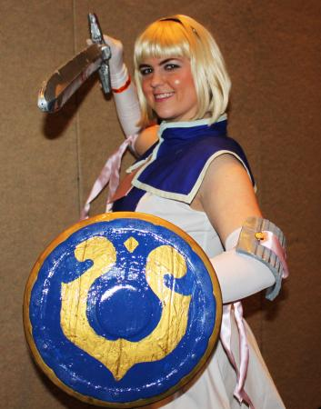 Cassandra Alexandra from Soul Calibur 2 worn by Kira Rhian