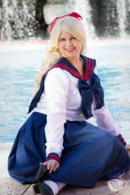 Minako Aino from Sailor Moon Sailor Stars by Kira Rhian