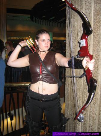 Abigail Whistler from Blade Trinity worn by Kira Rhian