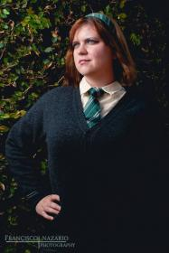Slytherin Student from Harry Potter worn by Kira Rhian