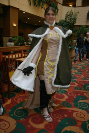 High Wizard from Ragnarok Online 