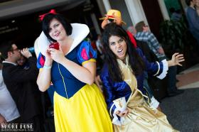 Snow White from Snow White and the Seven Dwarfs worn by Kira Rhian