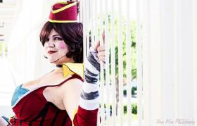 Moxxi from Borderlands: The Pre-Sequel!