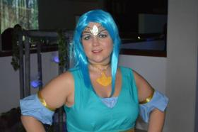 Nayru from Legend of Zelda: Oracle of Ages worn by Kira Rhian