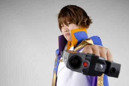 Suzaku Kururugi from Code Geass R2 worn by minuberry