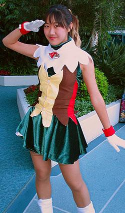 Meg from Suikoden II worn by Karrie