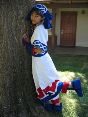 Rimururu from Samurai Shodown Series worn by Muralasa