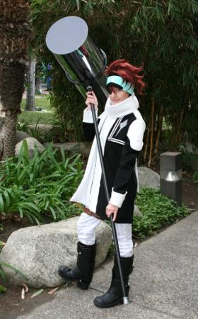 Lavi from D. Gray-Man worn by shuiichibrie