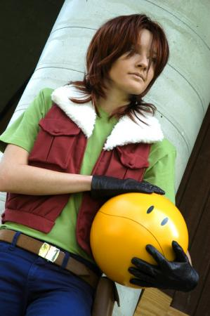 Lockon Stratos from Mobile Suit Gundam 00 worn by shuiichibrie