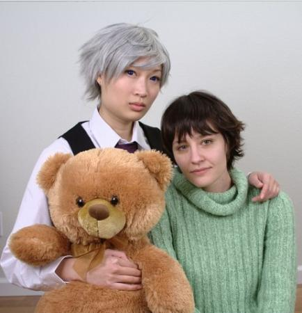 Takahashi Misaki from Junjou Romantica