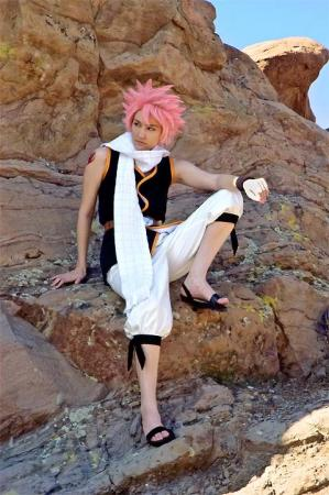 Natsu Dragneel from Fairy Tail worn by shuiichibrie