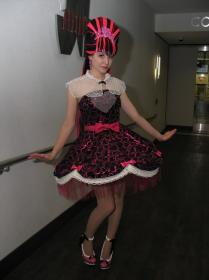 Draculaura from Monster High worn by shuiichibrie