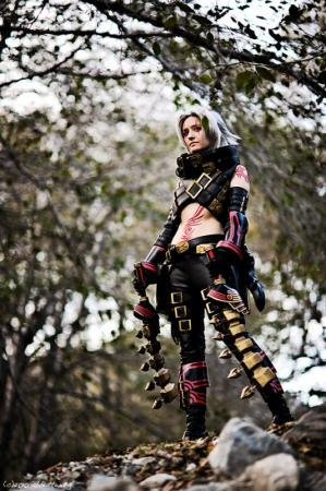 Haseo from .hack//GU worn by shuiichibrie