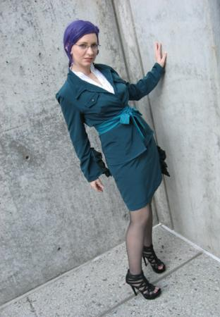 Grace O'Connor from Macross Frontier worn by Makoto