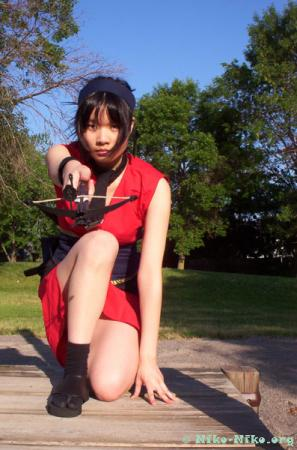Ayame from Tenchu 2 worn by Machiko