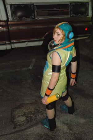 Gum from Jet Set Radio Future worn by Binkx