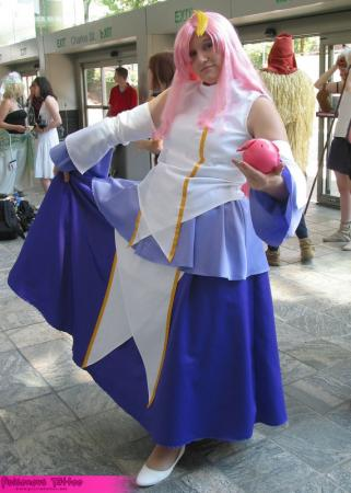 Lacus Clyne from Mobile Suit Gundam Seed worn by Masayume