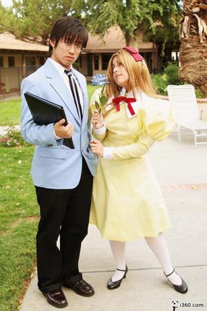 Renge Houshakuji from Ouran High School Host Club