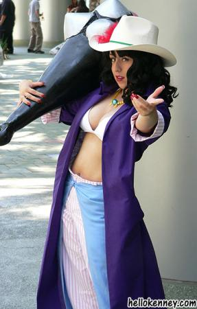 Lady Alvida from One Piece worn by Umi
