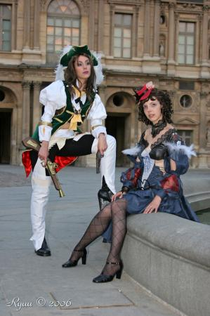 Musketeer from Granado Espada worn by Lili