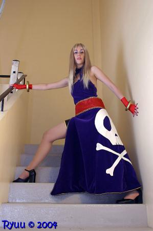 Bonne Jenet from Garou: Mark of the Wolves worn by Lili