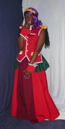 Utena Tenjou from Revolutionary Girl Utena worn by Yashakid