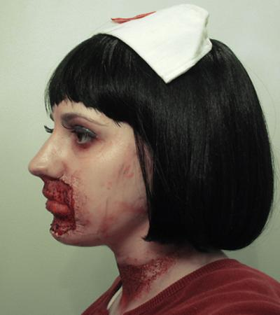 Nurse from Silent Hill 3 worn by carrousel