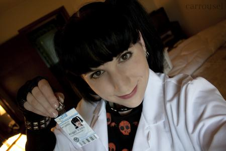 Abby Sciuto from NCIS worn by carrousel