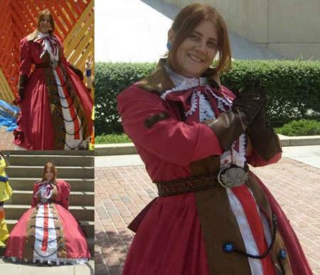 Clara from Skies of Arcadia worn by ChibiToon