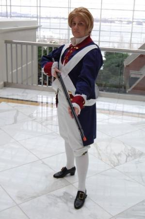 America / Alfred F. Jones from Axis Powers Hetalia worn by ChibiToon