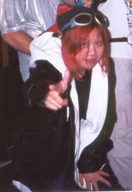 Omi Tsukiyono from Weiss Kreuz