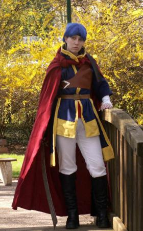 Ike from Fire Emblem: Path of Radiance worn by Flammechant