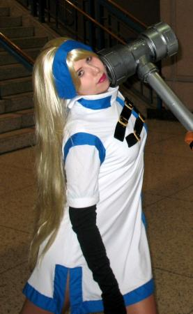 Millia Rage from Guilty Gear XX
