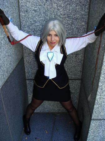 Franziska Von Karma from Phoenix Wright: Justice for All worn by Yoko