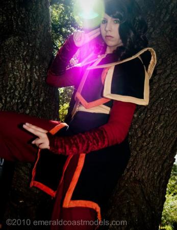 Azula from Avatar: The Last Airbender worn by Yoko