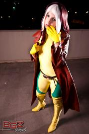 Rogue from X-Men worn by Yoko