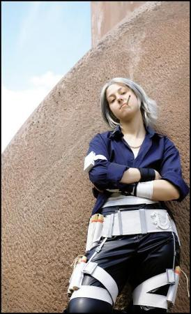 Hayato Gokudera from Katekyo Hitman Reborn! worn by Naraku