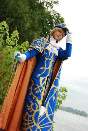 Fai D. Flowright / Yuui from Tsubasa: Reservoir Chronicle worn by Naraku