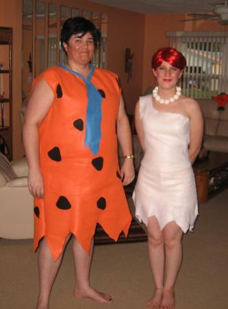 Fred Flintstone from Flintstones, The worn by Seiya Kou