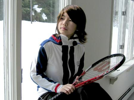 Fuji Shusuke from Prince of Tennis