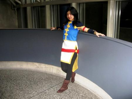 Li Xingke from Code Geass R2