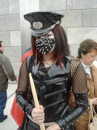 Kami from Malice Mizer worn by VisualGoth
