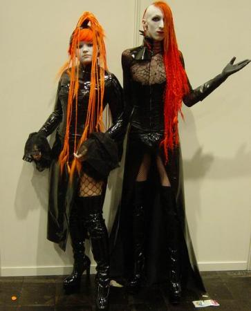 Yuki from Malice Mizer worn by VisualGoth