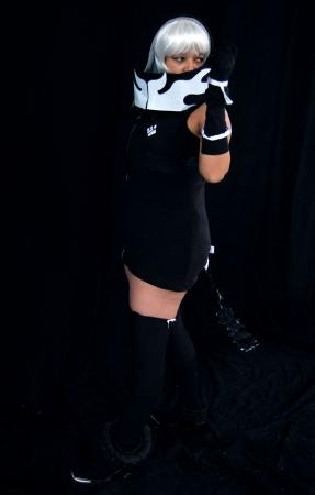STRength from Black Rock Shooter worn by VisualGoth
