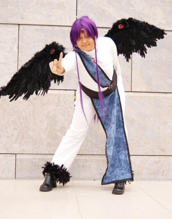 Access Time from Kamikaze Kaitou Jeanne worn by VisualGoth