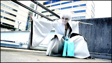 Ichimaru Gin from Bleach worn by Tess