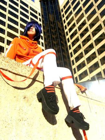 Akito / Agito Wanijima from Air Gear worn by slightlysalted