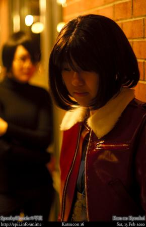 Shiki Ryougi from Kara no Kyoukai worn by slightlysalted