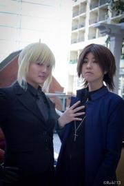 Kirei Kotomine from Fate/Stay Night worn by slightlysalted